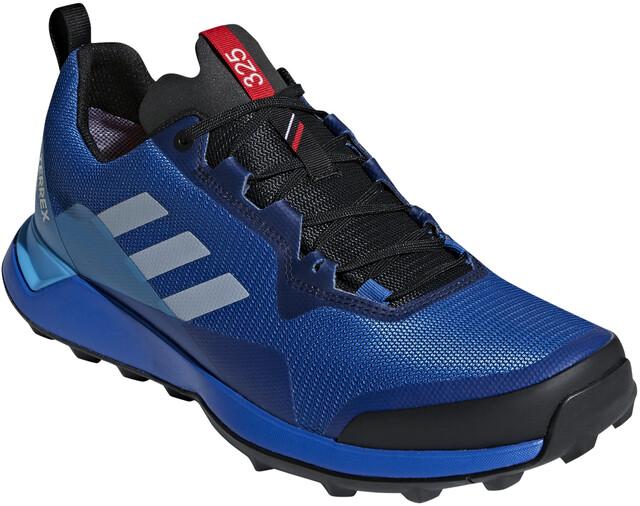adidas TERREX CMTK GTX Chaussures Homme, blue beautygrey oneshock cyan